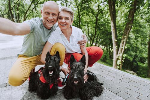 Cécile & Patrice «le home-sitting: LA solution idéale pour notre maison et nos animaux»