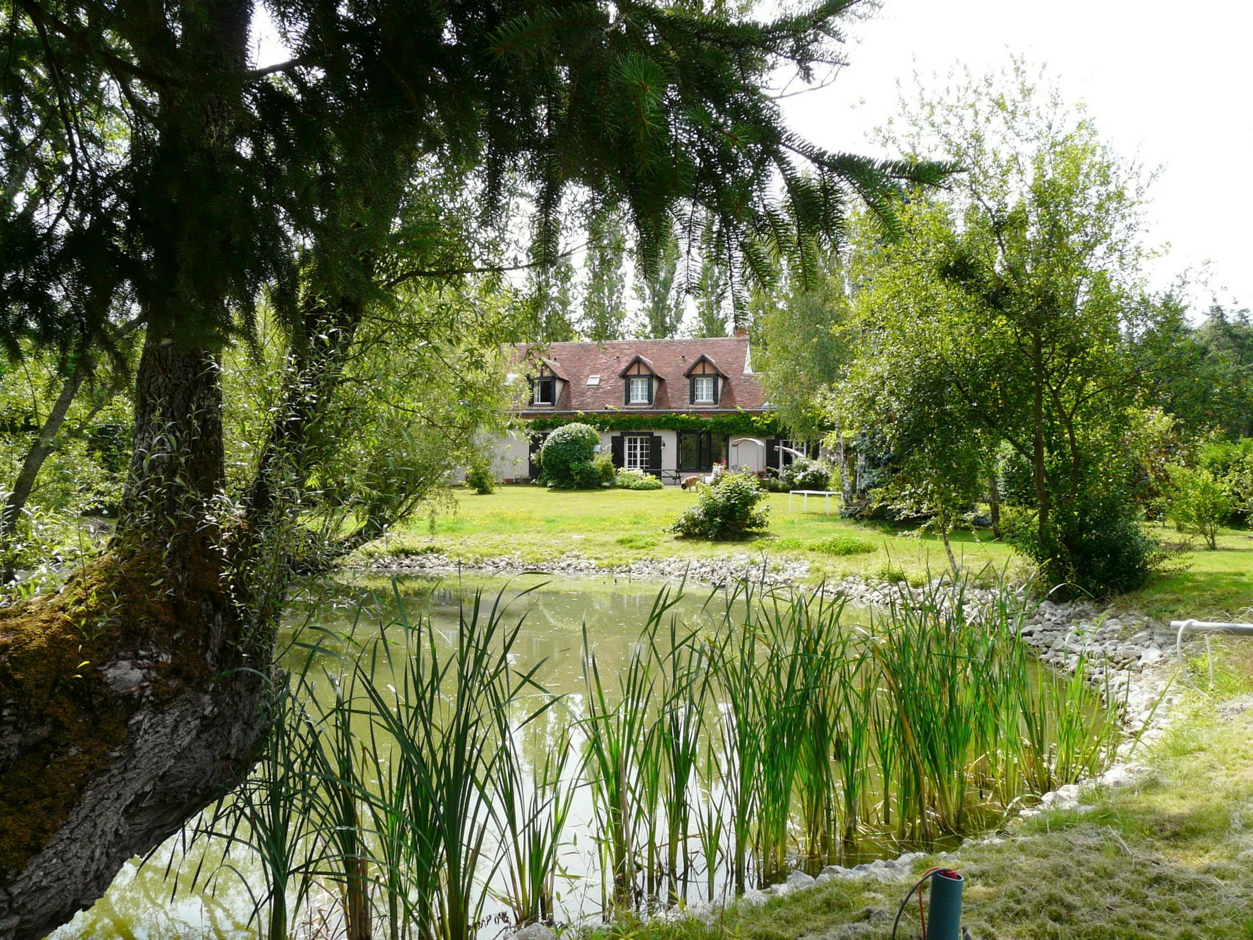 Home sitting en région Val de Loire