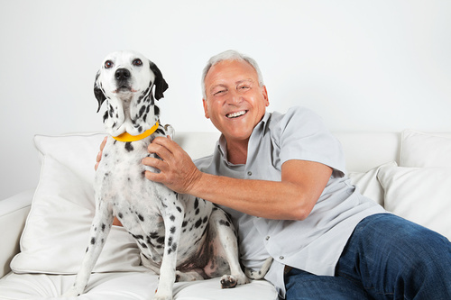 Jean-Louis : faire garder son chien et sa maison par des home-sitters, quel confort !