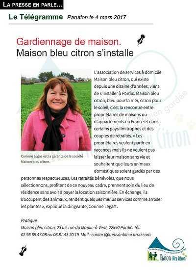 Gardiennage de maison : des propriétés partout en France article